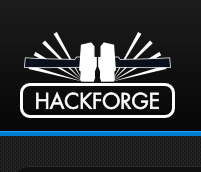 logo for hackforge