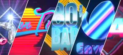 80's Baby | VHS Logo-Titles Opener