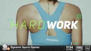 Dynamic Sports Opener