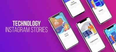 Technology - Instagram Stories