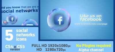 Social Soap Bubble Icon