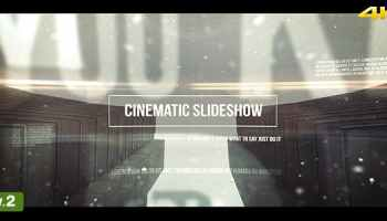 After Effects Projects   Download Glass Slides 3D - FREE Videohive