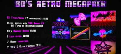 80's Retro Megapack