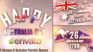 Australia Patriotic Openers