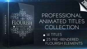 Flourish Titles Collection