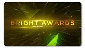 Bright and Shine Awards Titles