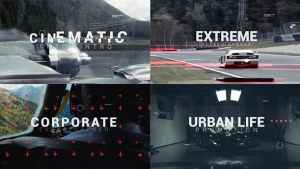 Cinematic Glitch Epic Trailer