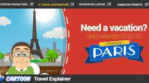 Cartoon Travel Explainer