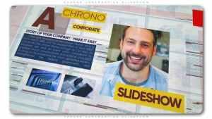 Chrono Corporation Slideshow