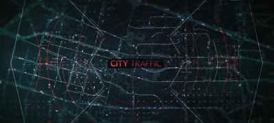 City Traffic Trailer