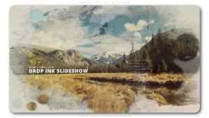 Drop Ink Slideshow