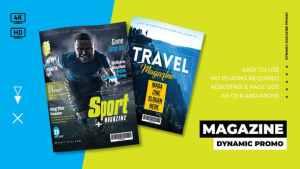 Dynamic Magazine Promo