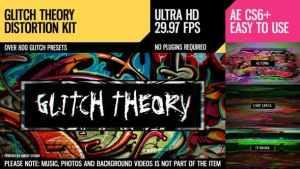 Glitch Theory (UltraHD Distortion Kit)
