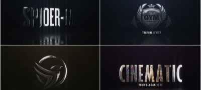 Cinematic Hero Logo
