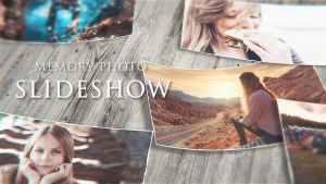 Memory Photo Slideshow