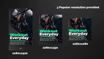 After Effects Projects   Download Sports Instagram Stories - FREE