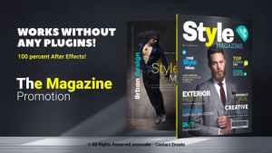The Magazine Promotion