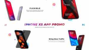 Phone XS App Promo