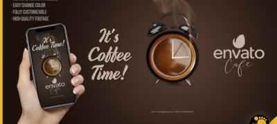 It's Coffee Time - Logo