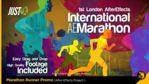 Marathon Runner Promo