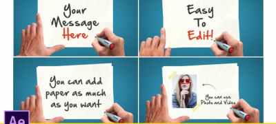 Message Paper