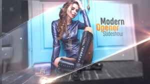 Modern Opener - Slideshow