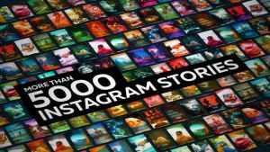 Stories Generator