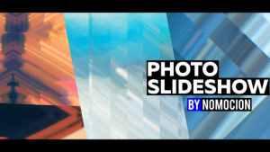 Photo Slideshow with Pixel Sorting