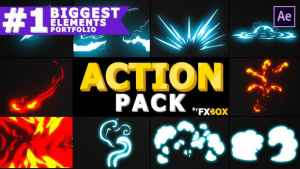 Action Elements Pack | After Effects