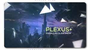 Plexus Plus Parallax Slideshow