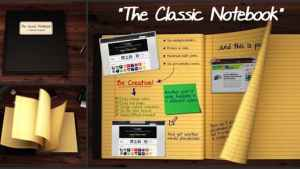 The Classic Notebook