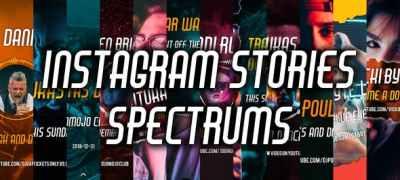 Instagram Stories Spectrums