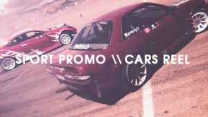 Sport Promo - Cars Reel