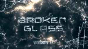 Broken Glass Trailer