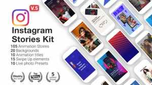 Instagram Stories Kit // Instagram Story Pack