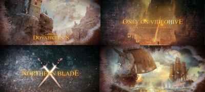 Blockbuster Cinematic Trailer