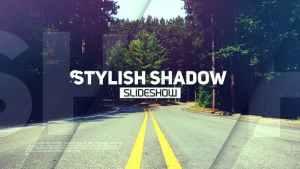 Stylish Shadow Slideshow