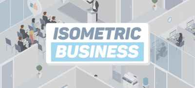 Business Isometric