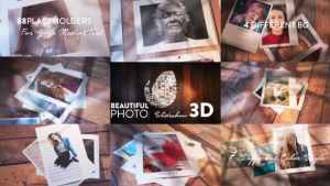 Beautiful Photo Slideshow I 3D
