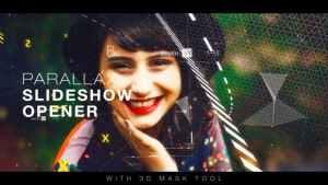 Parallax Slideshow Opener