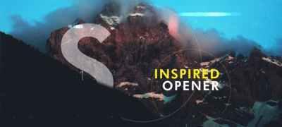 Inspired Slideshow I Opener