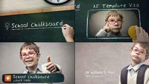 School Chalkboard V.3.0