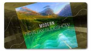Slideshow Modern Parallax