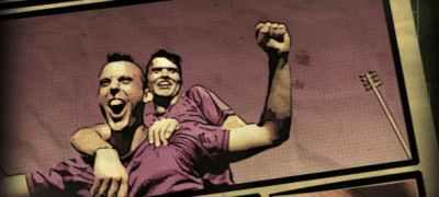 Soccer Comics Vintage & Modern