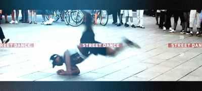 Street Dance Opener