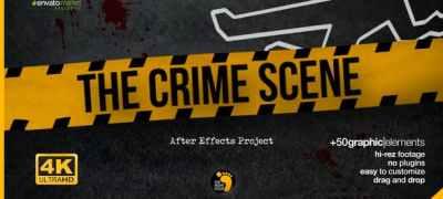 The Crime Scene Opener