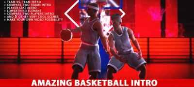 Amazing Basketball Intros