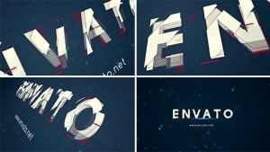 Alphabet Logo Reveal