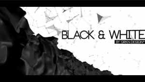 Black & White - Cinematic Titles