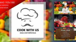 Cook With Us - Cooking TV Show Pack
